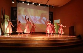 Kathak Dance Presentation
