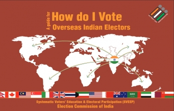 Info about how to Vote - Overseas/NRI Electors